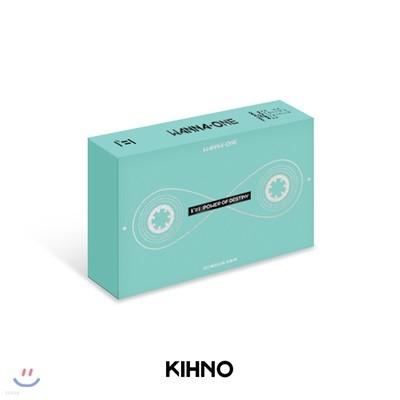 워너원(Wanna One) 1집 : 1¹¹=1 (POWER OF DESTINY)[Kihno ver.][스마트 뮤직 앨범(키노 앨범)]