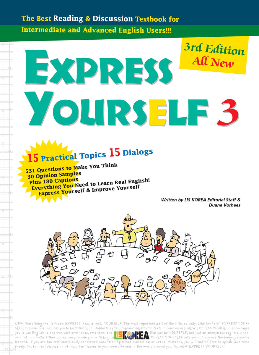 Express Yourself 3