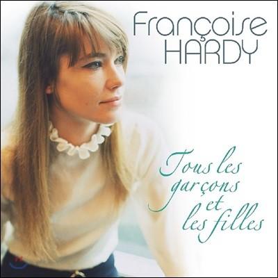 Francoise Hardy - Tous Les Garcons + 6 프랑스와즈 아르디 데뷔 앨범