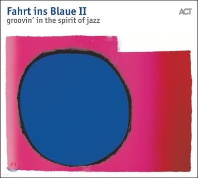 ACT 레이블 2018년 컴필레이션 (Fahrt Ins Blaue II) [블루 컬러 LP]