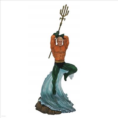Diamond Select - (다이아몬드 셀렉트)Diamond Select Dc Gallery Aquaman Comic Pvc Statue (디씨코믹스)(아쿠아 맨)