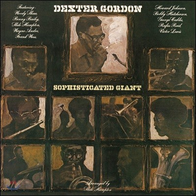 Dexter Gordon (덱스터 고든) - Sophisticated Giant [LP]