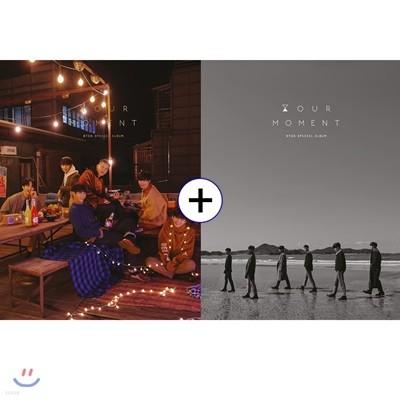 비투비 (BTOB) - 스페셜 앨범 : Hour Moment [Hour + Moment /SET]
