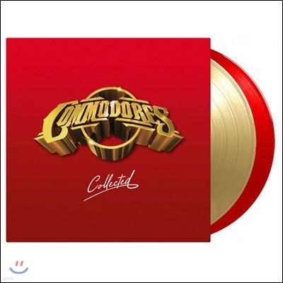 Commodores (코모도스) - Collected [레드&골드 컬러 2LP]