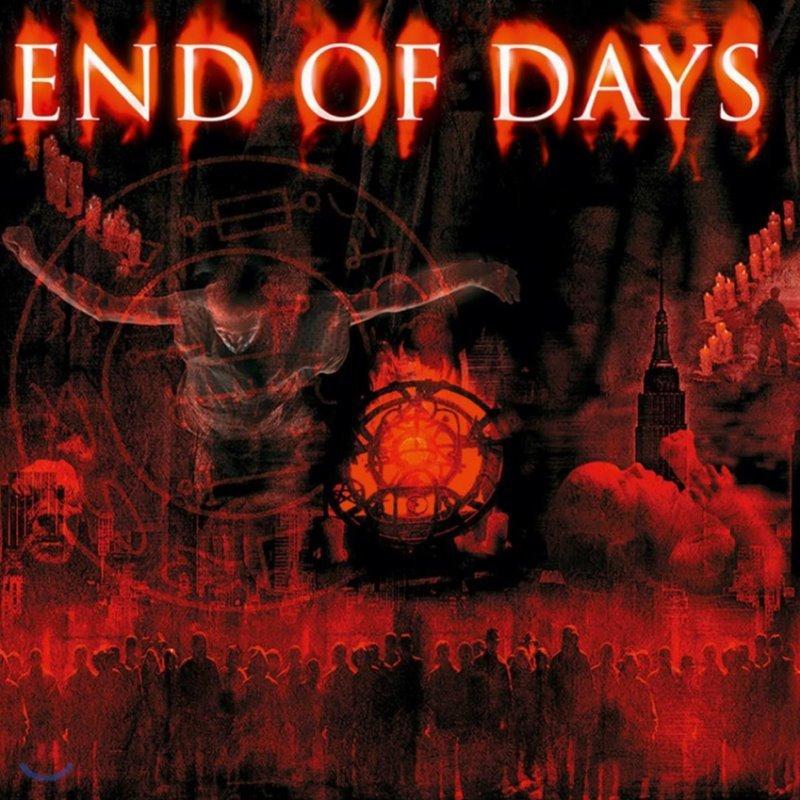엔드 오브 데이즈 영화음악 (End of Days OST by John Debney) [2LP]