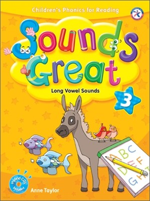 Sounds Great 3 : Student Book (Book & CD)