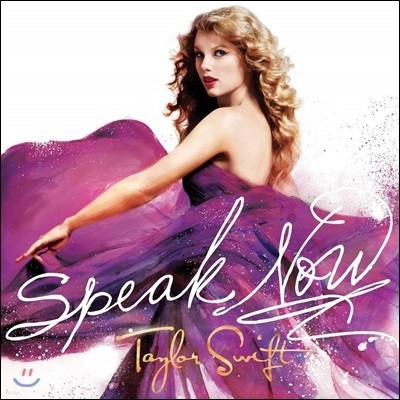 Taylor Swift (테일러 스위프트) - Speak Now 정규 3집 [스모크 컬러 2LP]
