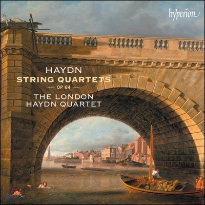 The London Haydn Quartet 하이든: 현악 4중주 7집 (Haydn: String Quartet Op.64)
