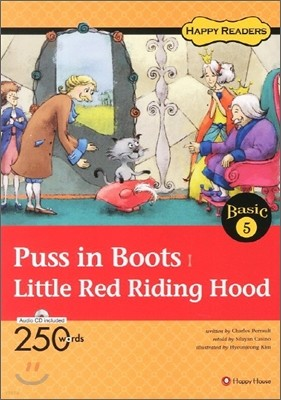 Puss in Boots Little Red Riding Hood