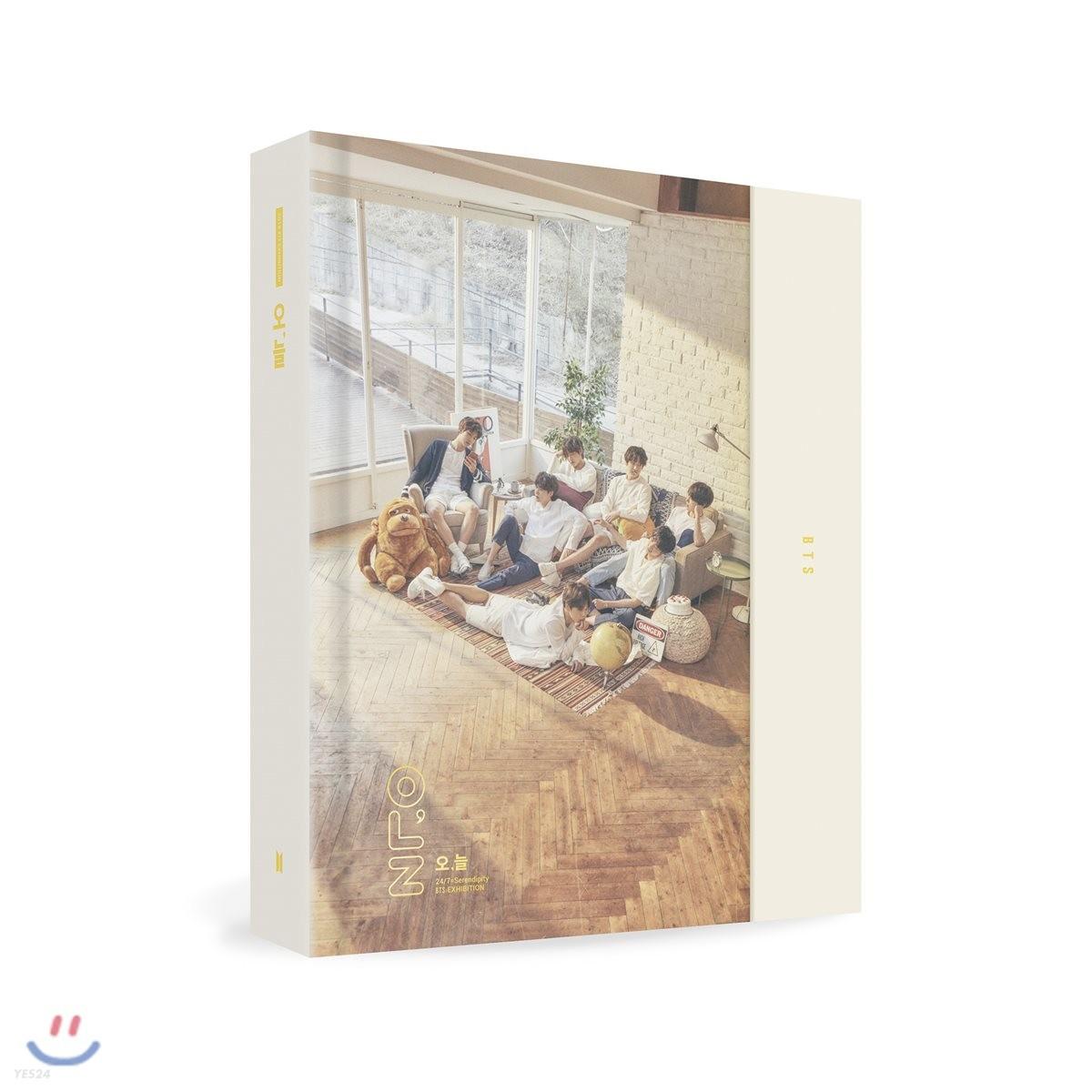 방탄소년단 (BTS) - 2018 BTS Exhibition Book [오,늘]