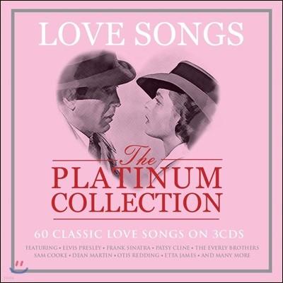 러브 송 플래티늄 콜렉션 (Love Songs : The Platinum Collection)