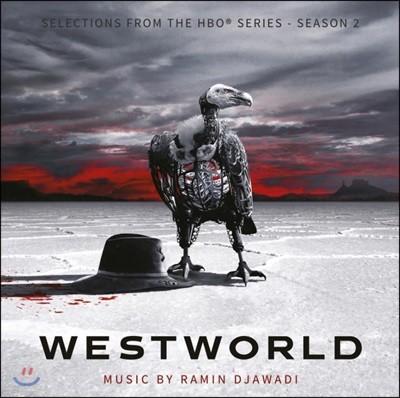 웨스트월드 시즌 2 드라마음악 (Westworld Season 2 OST by Ramin Djawadi) [실버 컬러 3LP]