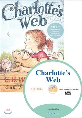 Charlotte's Web (Paperback + CD1)
