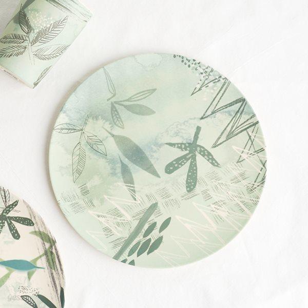 어반네이처컬쳐 포레스트 플레이트 25cm 대나무 접시