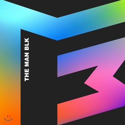 더 맨 블랙 (The Man Blk) - 미니앨범 1집 : Various Colors