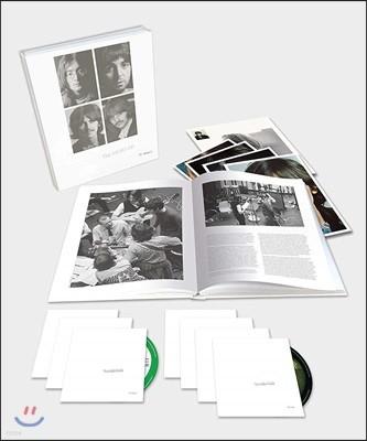 The Beatles - (White Album) 비틀즈 화이트 50주년 기념 앨범 [6CD+블루레이]