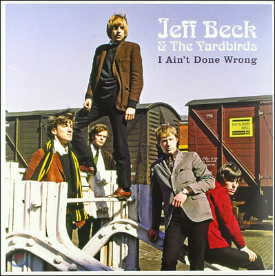Jeff Beck & The Yardbirds (제프 벡 & 야드버즈) - I Ain't Done Wrong [LP]