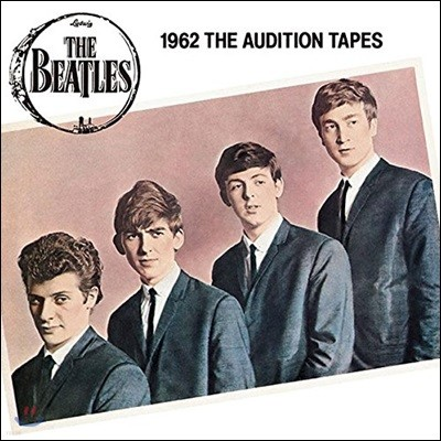 The Beatles (비틀즈) - 1962 The Audition Tapes [LP]