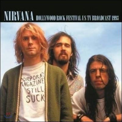 Nirvana (너바나) - Hollywood Rock Festival - US TV Broadcast 1993 [2LP]