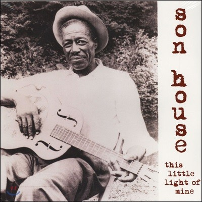 Son House (선 하우스) - This Little Light Of Mine [Limited Edition LP]