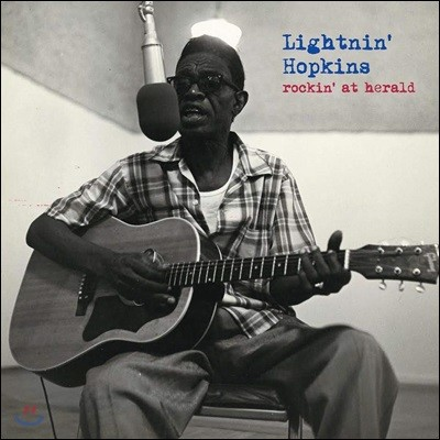 Lightnin Hopkins (라이트닝 홉킨스) - Rockin' At Herald [Limited Edition LP]
