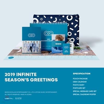 인피니트 (Infinite) 2019 시즌그리팅