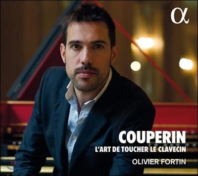 "Olivier Fortin 쿠프랭: 하프시코드 연주의 기법 (Couperin: Cembalowerke ""L'Art de Toucher le Clavecin"")"