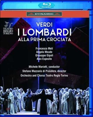 Michele Mariotti 베르디: 롬바르디의 첫 십자군 (Verdi: I Lombardi Alla Prima Crociata)