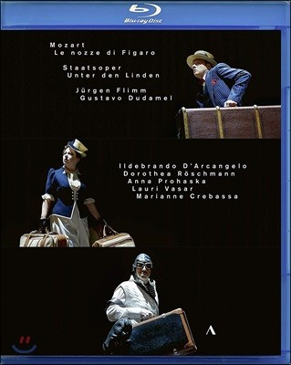 Gustavo Dudamel 모차르트: 오페라 '피가로의 결혼' (Mozart: Le nozze di Figaro)