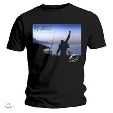 퀸 브라바도 MADE IN HEAVEN 티셔츠 [L사이즈] (Queen T-Shirt MADE IN HEAVEN)