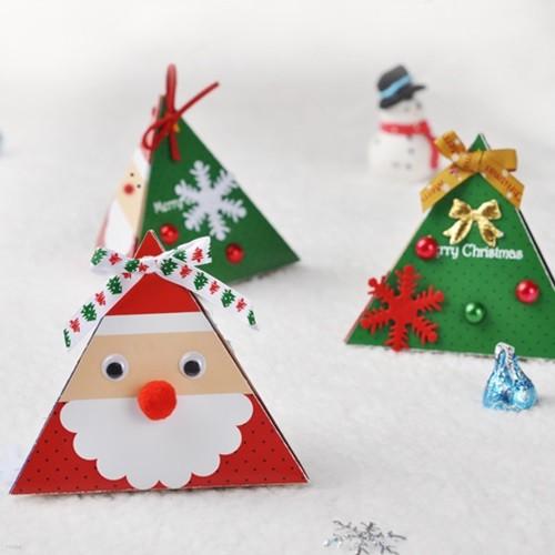[아트랄라] 산타입체카드만들기(5개)/크리스마스...