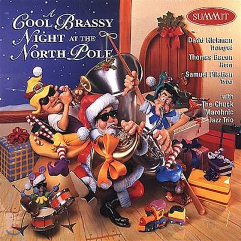 Brassy Night (브레시 나이트) - A Cool Brassy Night At the North Pole
