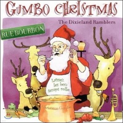 The Dixieland Ramblers (딕시랜드 램블러스) - Gumbo Christmas