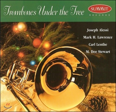 트럼본으로 연주하는 크리스마스 캐럴 (Trombones Under the Tree)