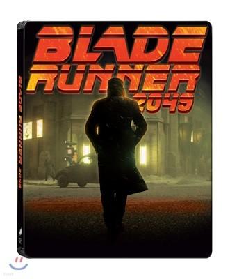 블레이드 러너 2049 (2Disc 스틸북 한정판) : 블루레이