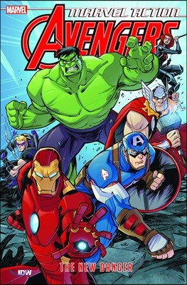 Marvel Action - Avengers - the New Danger 1