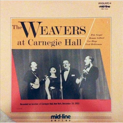 Weavers - At Carnegie Hall Complete (2CD)