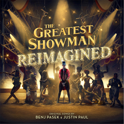 O.S.T. - Greatest Showman: Reimagined (위대한 쇼맨)