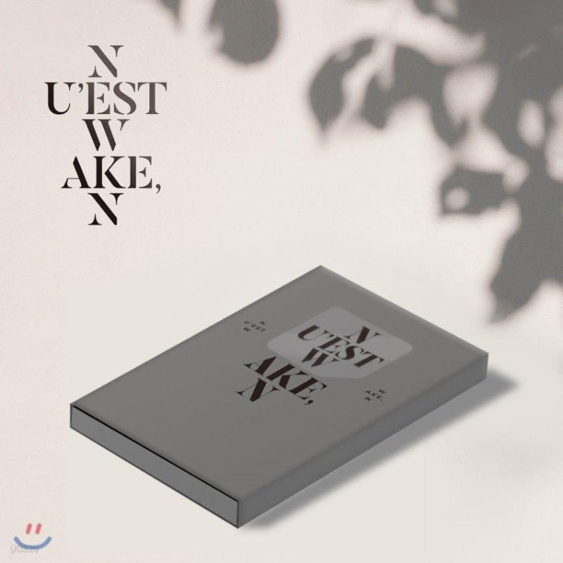 뉴이스트 W (NU'EST W) - [WAKE,N] [Ver. 3][스마트 뮤직 앨범(키노 앨범)]