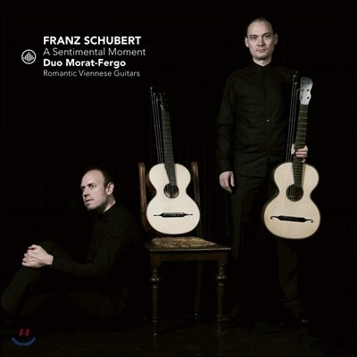 Duo Morat-Fergo 슈베르트: 두 대의 낭만시대 빈 기타로 연주하는 즉흥곡, 악흥의 순간, 감상적인 왈츠 외 (Schubert: A Sentimental Moment)