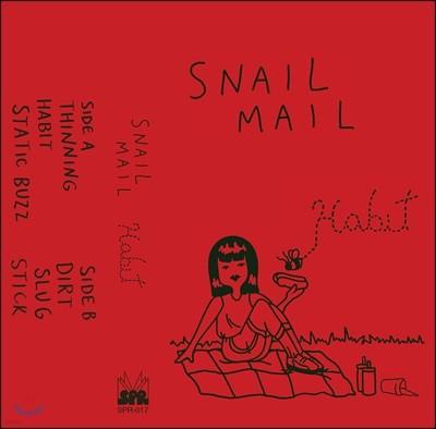 Snail Mail (스네일 메일) - Habit [LP]