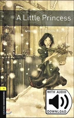 Oxford Bookworms Library 1 : A Little Princess (MP3 다운로드)
