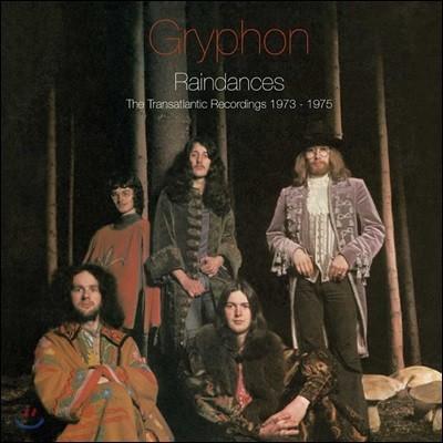 Gryphon (그리폰) - Raindances: Transatlantic Recordings 1973-1975