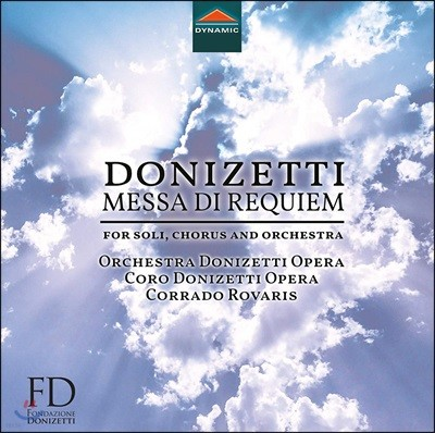 Corrado Rovaris 도니체티: 레퀴엠 - 진혼미사곡 (Gaetano Donizetti: Messa di Requiem)
