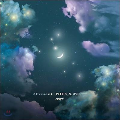 갓세븐 (GOT7) : Present : YOU & ME Edition [버전별 랜덤출고]