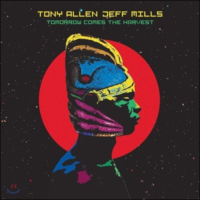 Tony Allen & Jeff Mills (토니 알렌 & 제프 밀스) - Tomorrow Comes The Harvest [10인치 LP]
