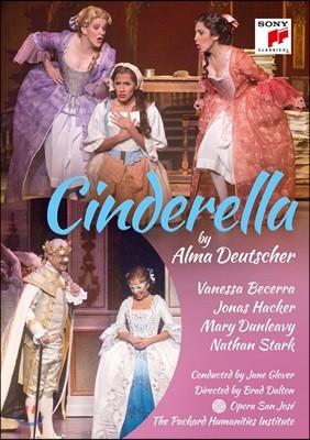 Jane Glover 엘마 도이처: 신데렐라 (Alma Deutscher: Cinderella)