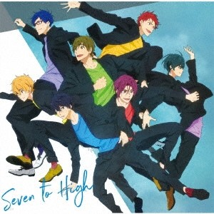 Free! Dive to the Future キャラクタ?ソングミニアルバム Vol.1 Seven to High (아니메이트 한정 포함)