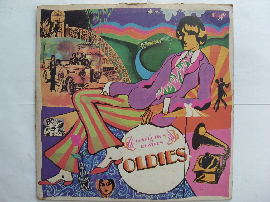 LP(수입) 비틀즈 Beatles: A Collection Of Beatles Oldies