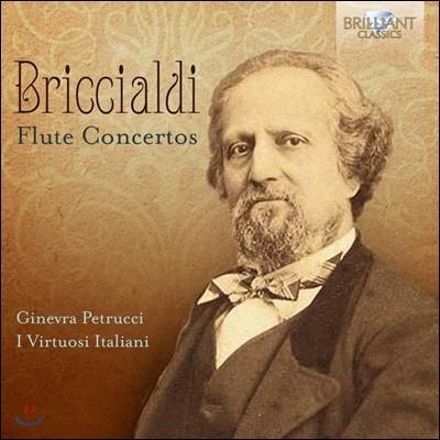 Ginevra Petrucci 브리치알디: 플루트 협주곡 (Briccialdi: Flute Concertos)